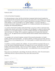 BD_Chair_Welcome_Community_Letter