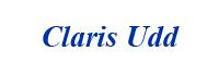 Claris Udd