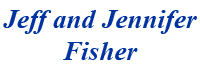 Jeff and Jennifer Fisher