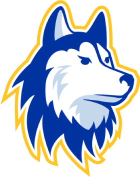"""Huskie"" The de Paul School Mascot"