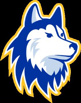 """""""Huskie"""" The de Paul School Mascot"""